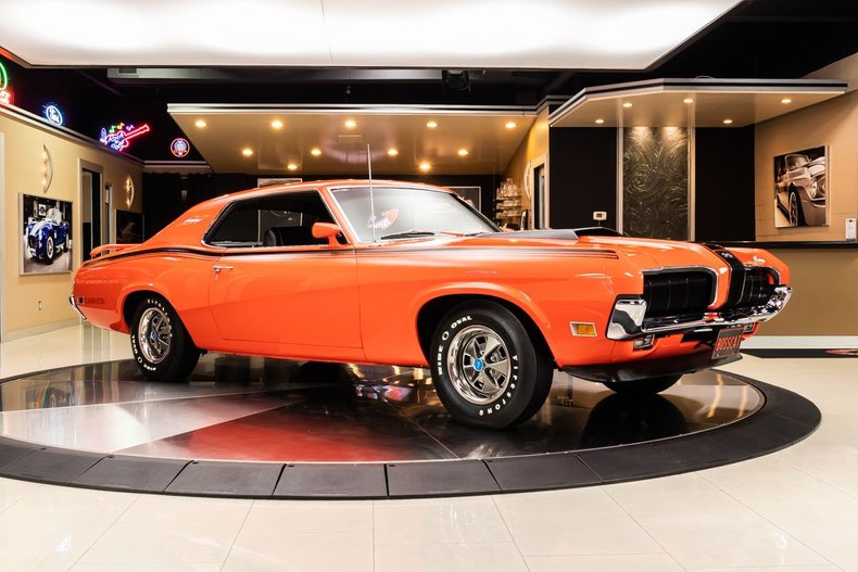 1970 Mercury Cougar 10