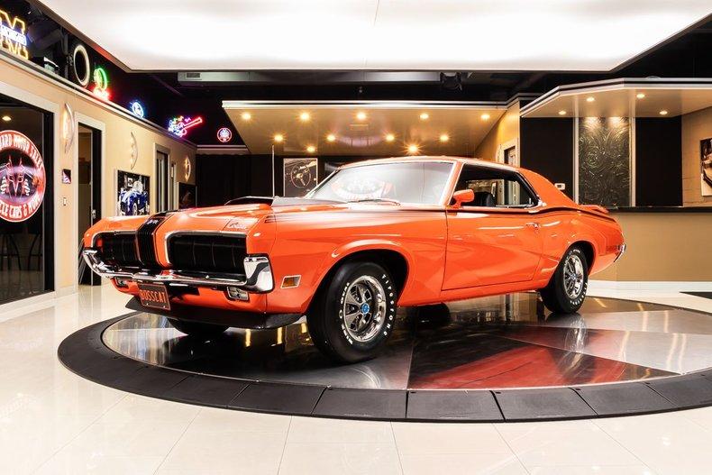 1970 Mercury Cougar 7