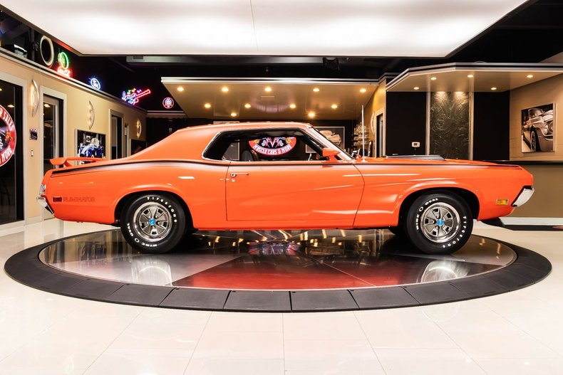 1970 Mercury Cougar 12
