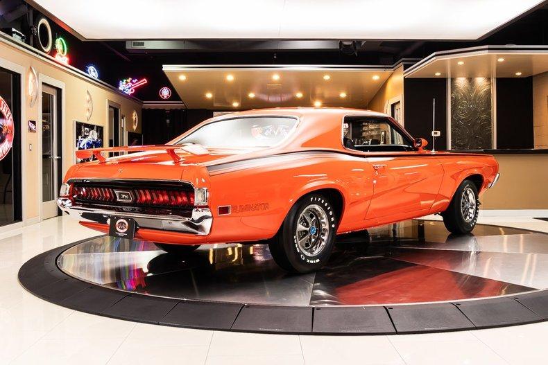 1970 Mercury Cougar 13