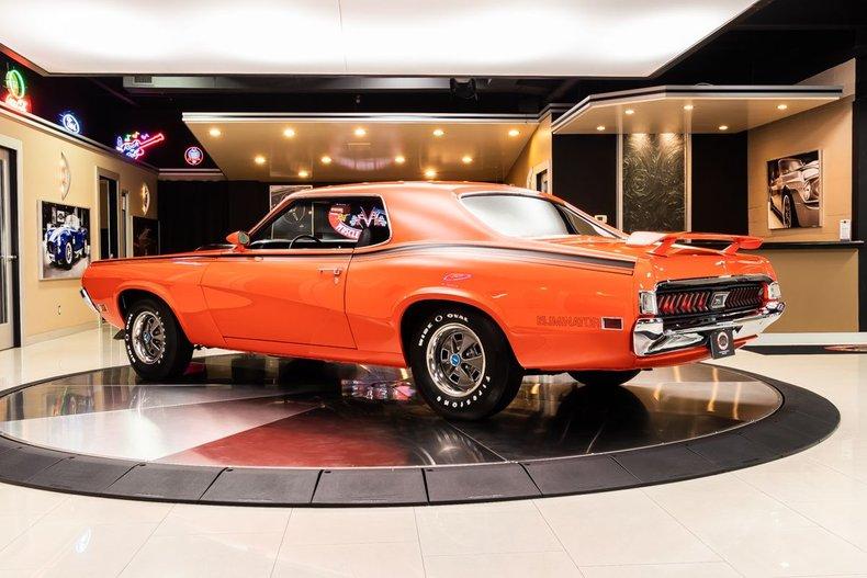 1970 Mercury Cougar 17