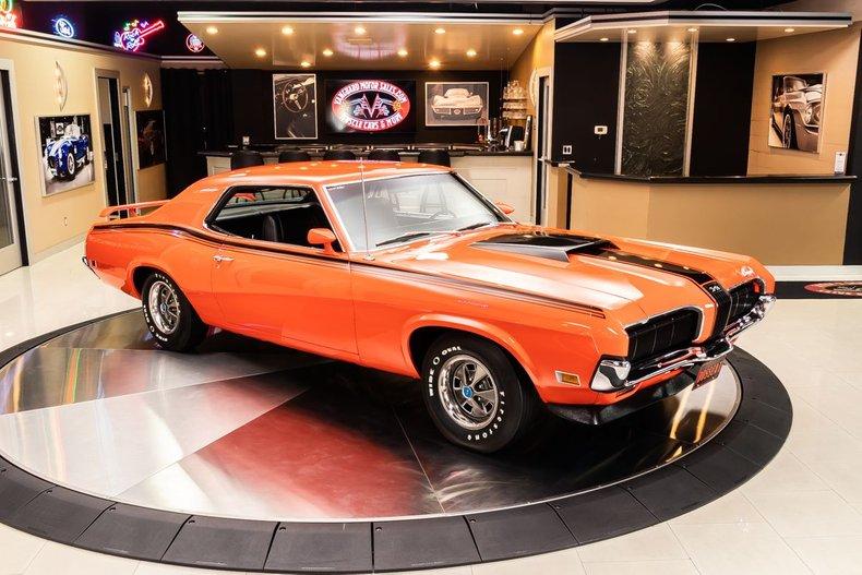 1970 Mercury Cougar 11