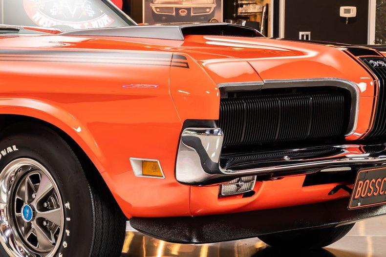 1970 Mercury Cougar 21