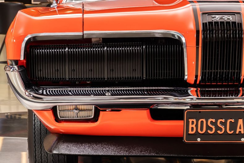 1970 Mercury Cougar 20
