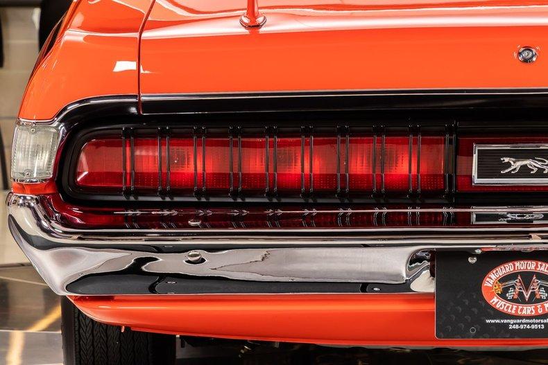 1970 Mercury Cougar 33