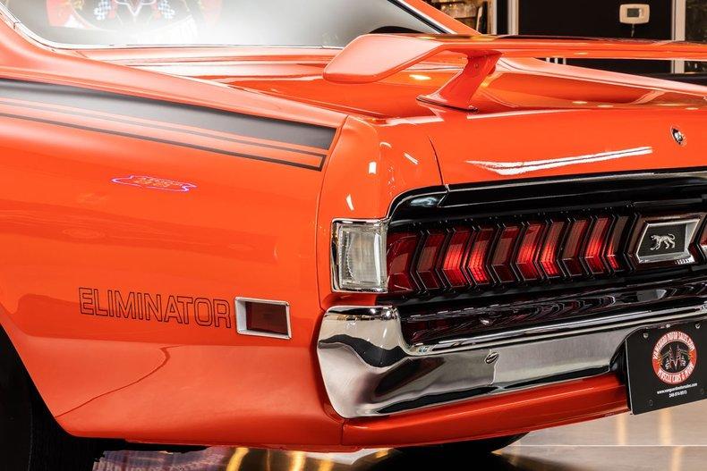 1970 Mercury Cougar 34