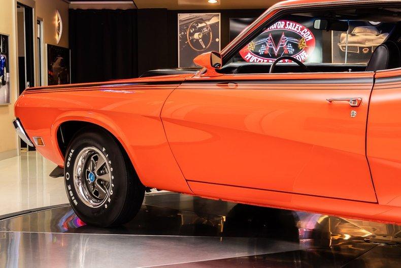 1970 Mercury Cougar 35