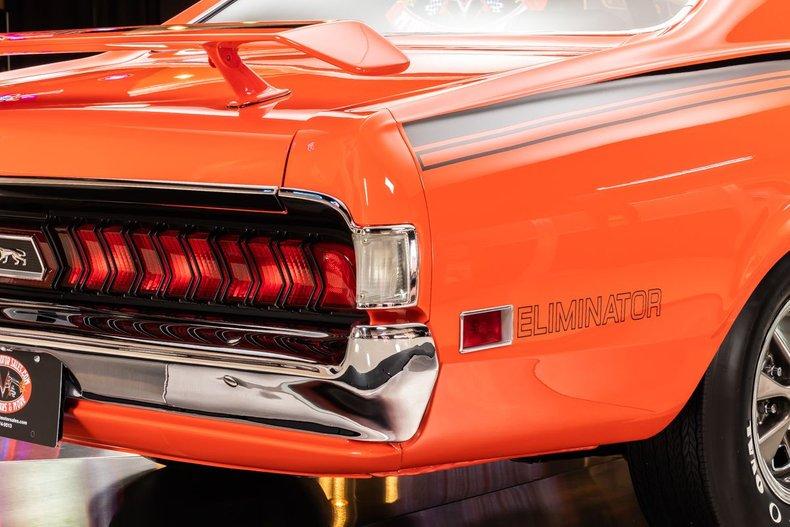 1970 Mercury Cougar 42