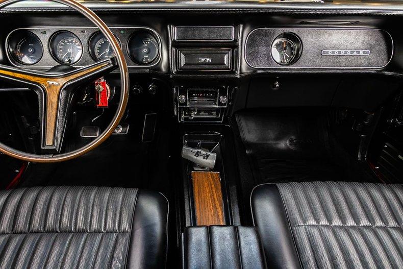 1970 Mercury Cougar 74