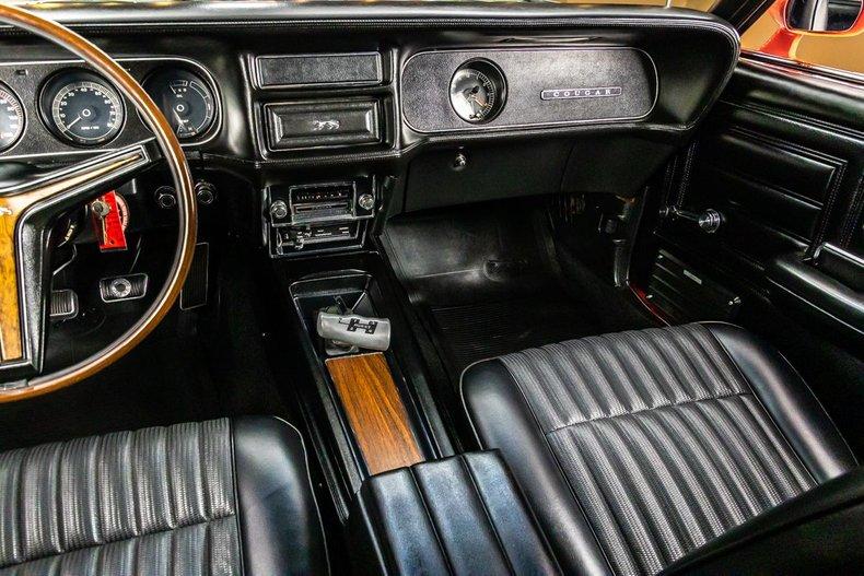 1970 Mercury Cougar 77