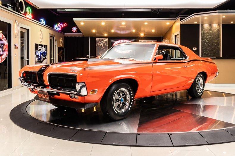 1970 Mercury Cougar 105