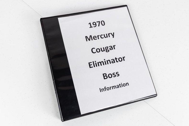 1970 Mercury Cougar 116