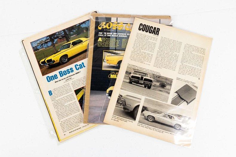 1970 Mercury Cougar 120