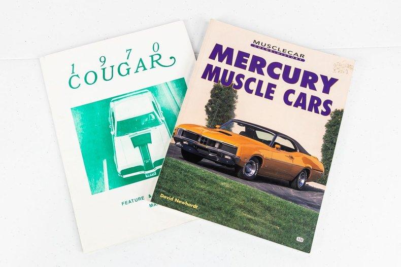 1970 Mercury Cougar 121