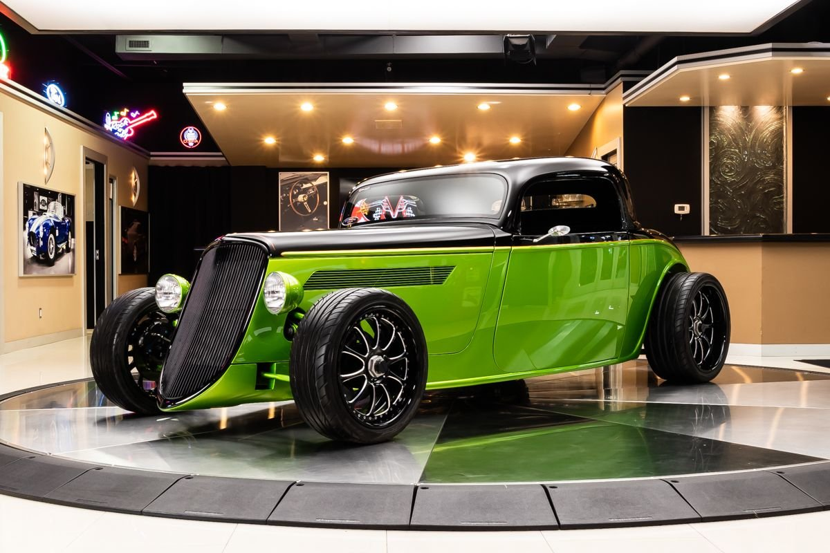 1933 ford roadster factory five hot rod