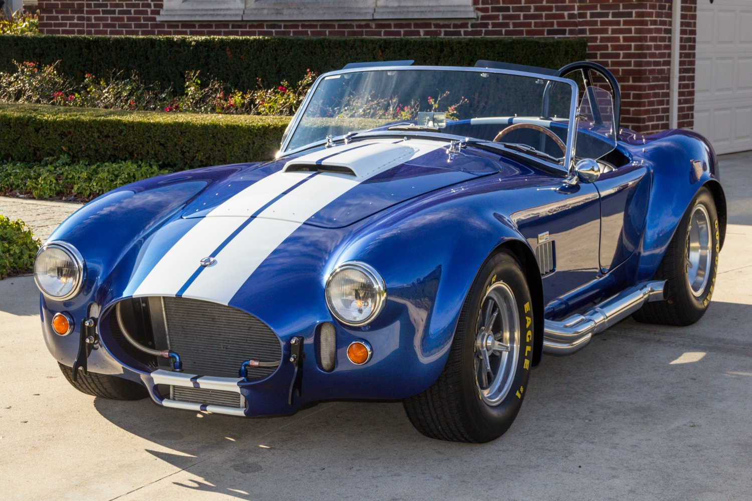 Vanguard Motor Wiring Diagram Simple 1965 Shelby Cobra Classic Cars For Sale Michigan Muscle Old Bs
