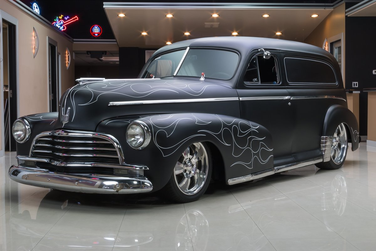 For Sale 1946 Chevrolet Sedan Delivery