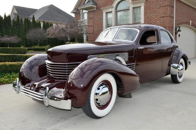 For Sale 1936 Auburn Cord
