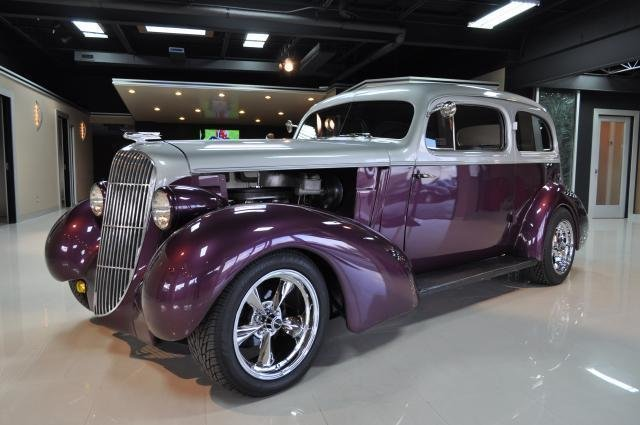 1935 oldsmobile street rod watch video