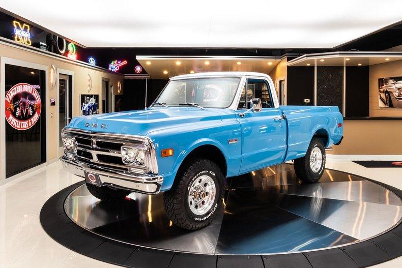 1969 GMC 1500 1