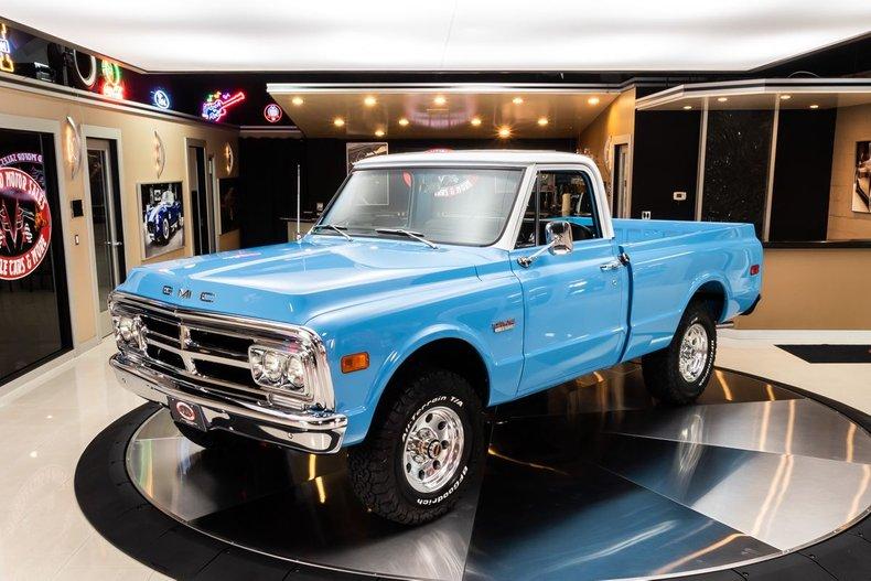1969 GMC 1500 5
