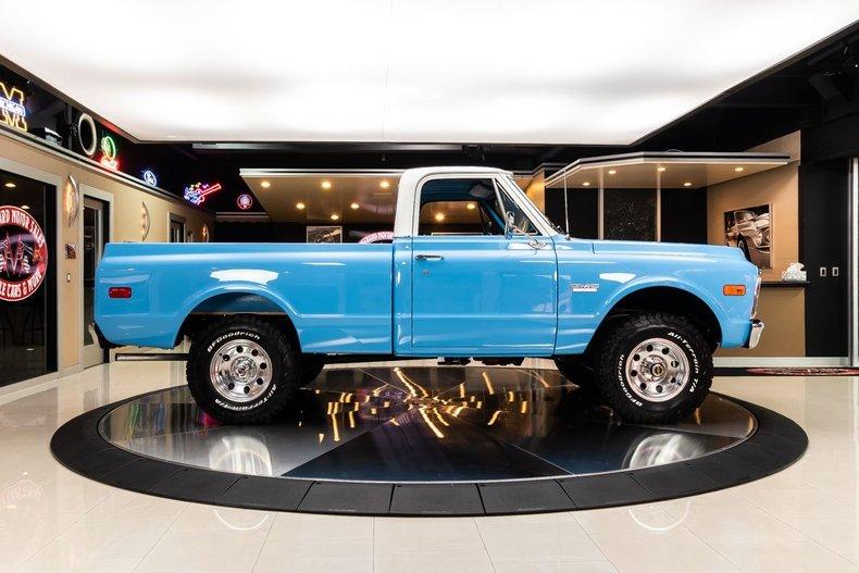 1969 GMC 1500 9