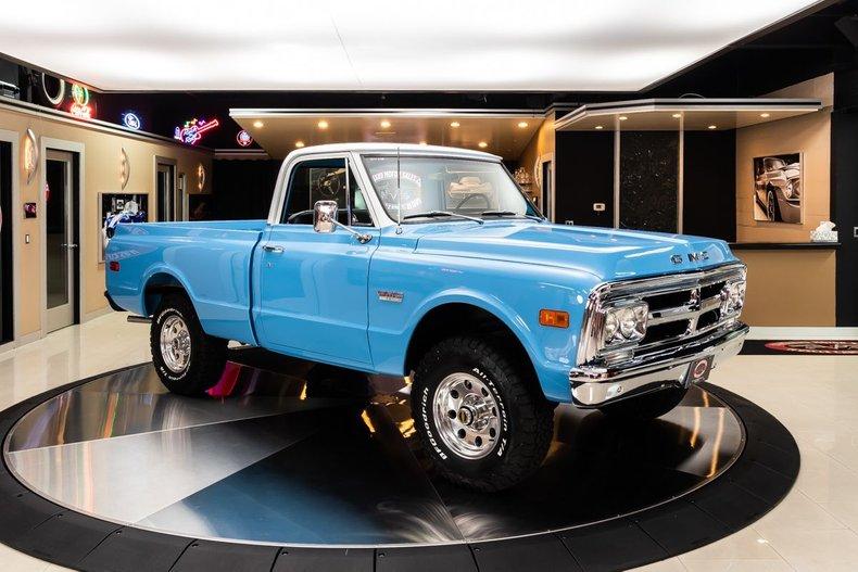 1969 GMC 1500 7