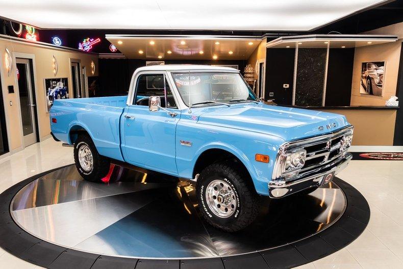 1969 GMC 1500 8