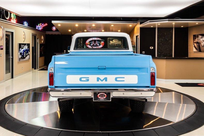 1969 GMC 1500 12
