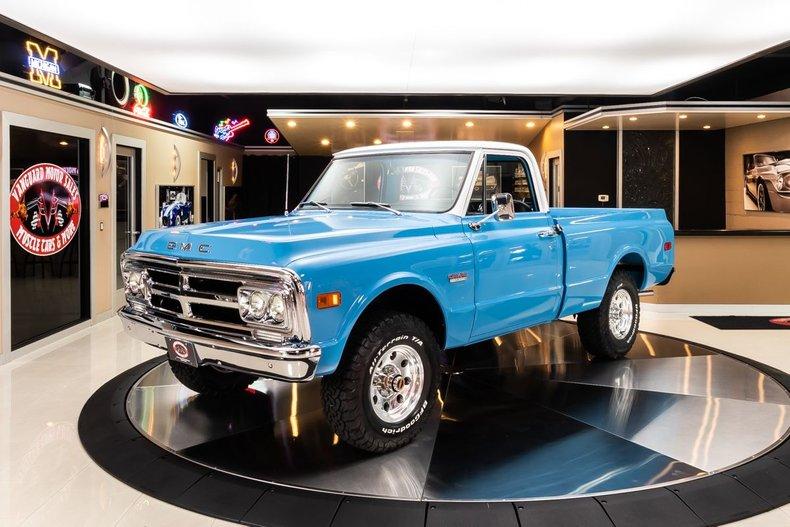 1969 GMC 1500 92