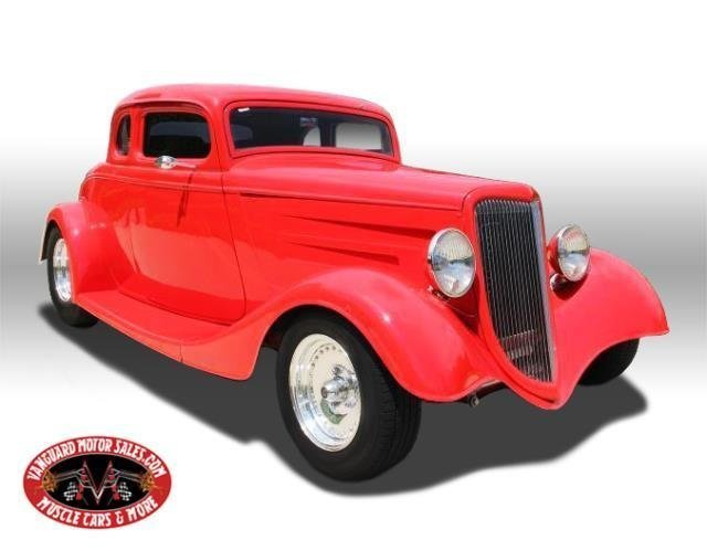 For Sale 1934 Ford Street Rod