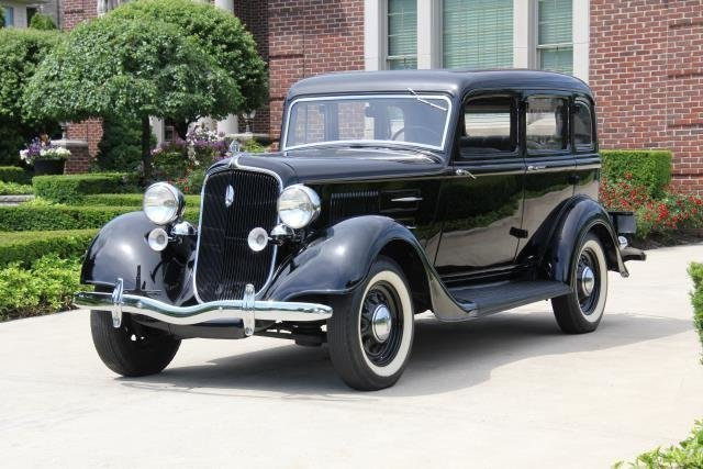 1934 plymouth sedan watch video