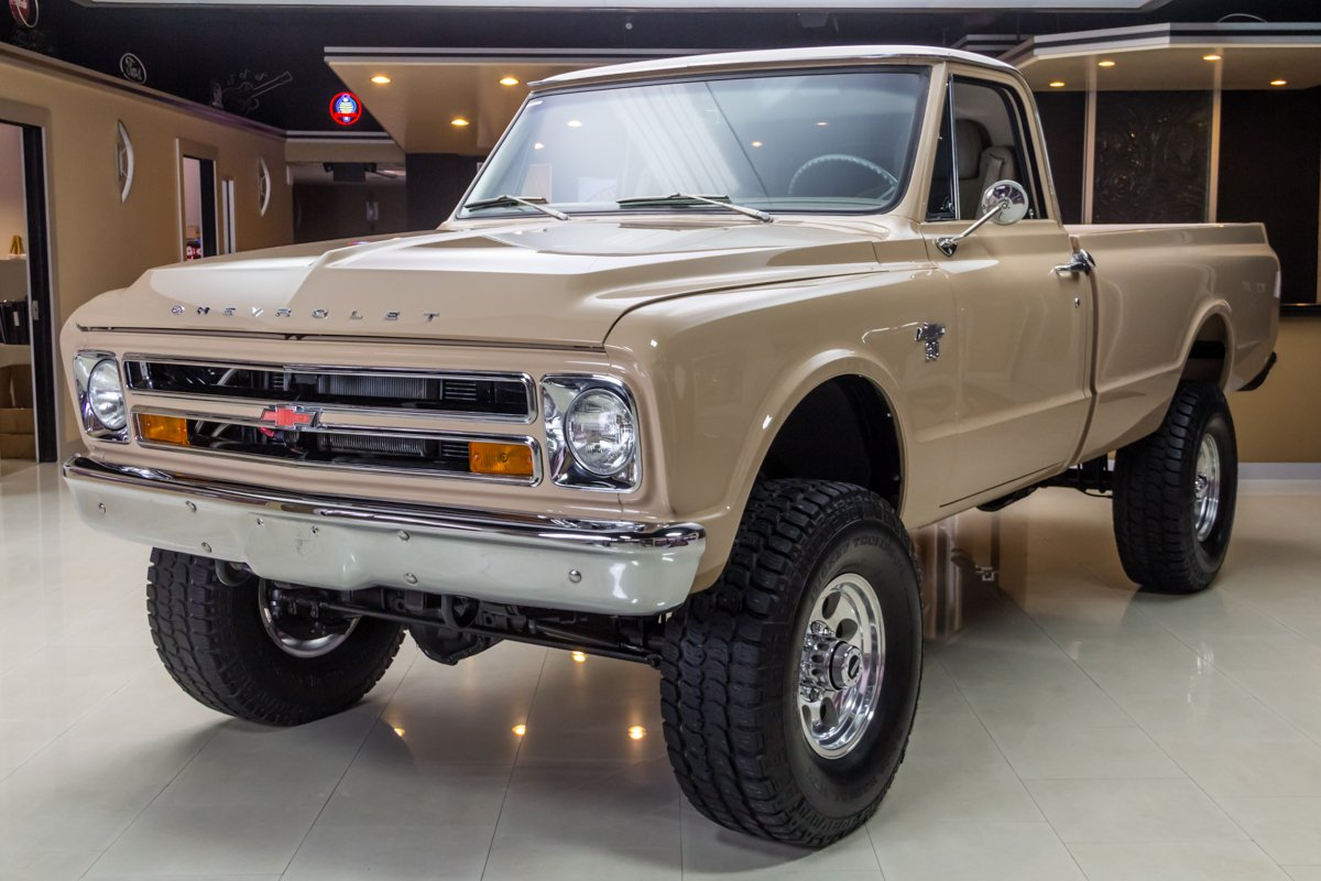 For Sale 1967 Chevrolet C30