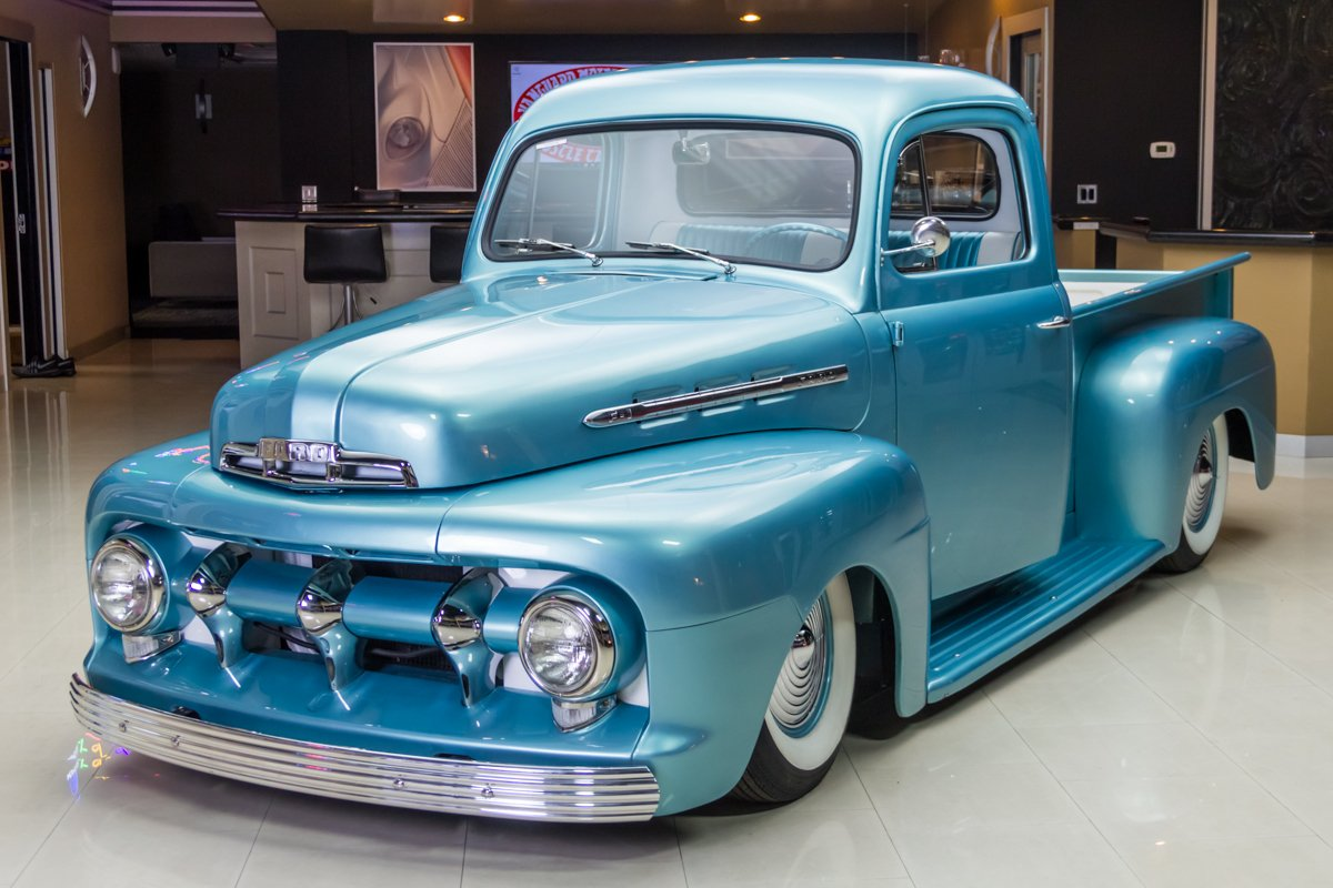 1951 Ford F1 | Classic Cars for Sale Michigan: Muscle & Old