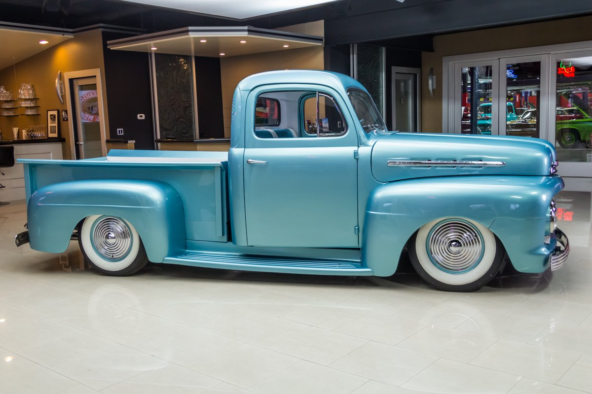 1951 Ford F1 Pickup for sale #47467   MCG