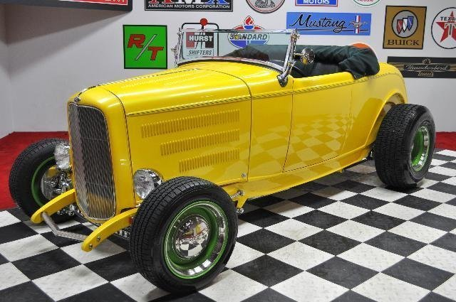 1932 ford street rod watch video