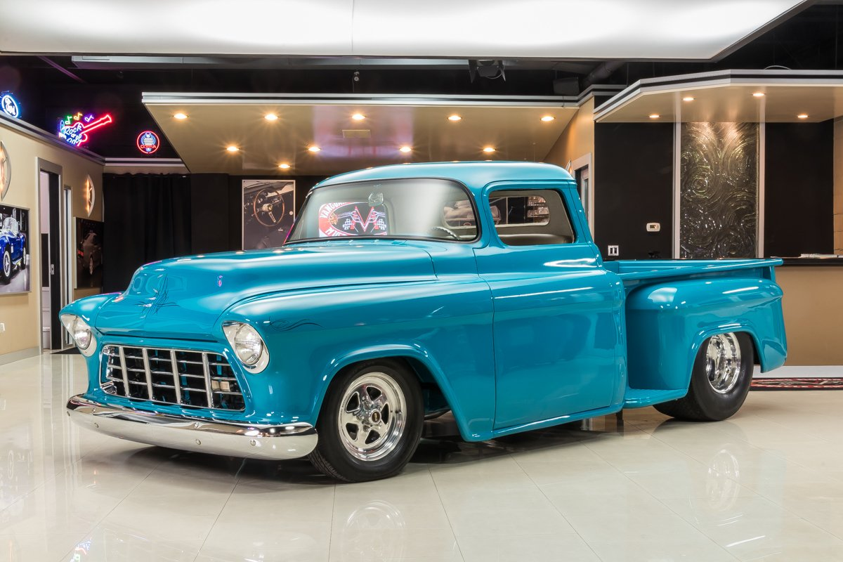 1955 Chevy Truck For Sale >> 1955 Chevrolet 3100 Classic Cars For Sale Michigan Muscle