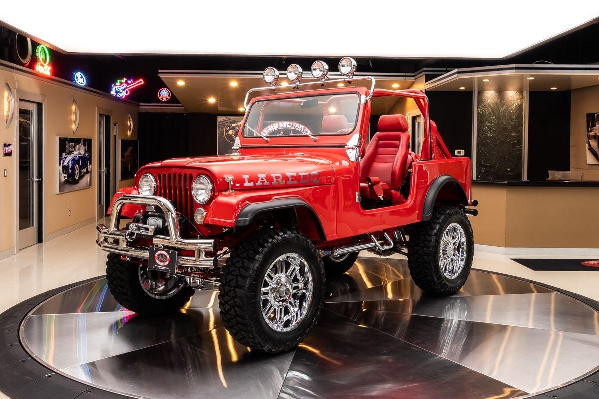 1983 jeep cj7 4x4