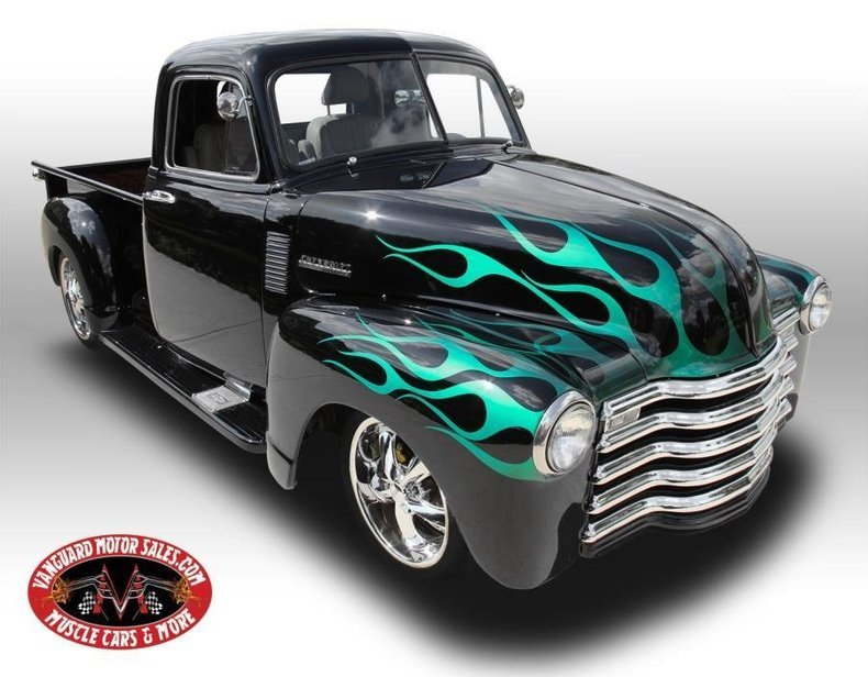 1947 chevrolet pickup custom