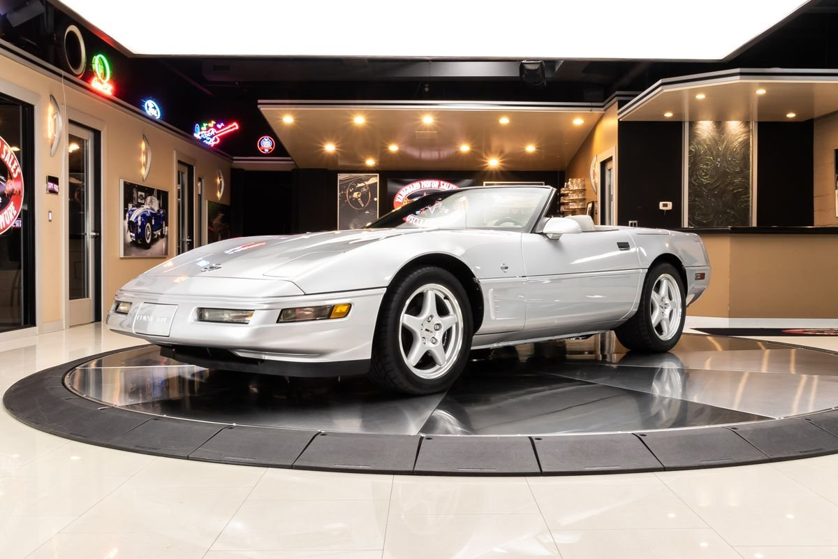 1996 chevrolet corvette collectors edition lt4