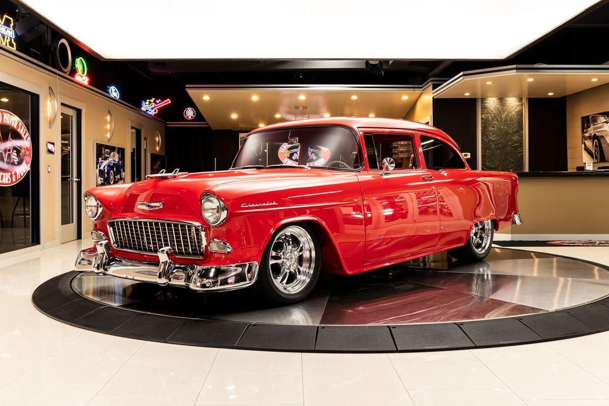 1955 chevrolet 150 restomod