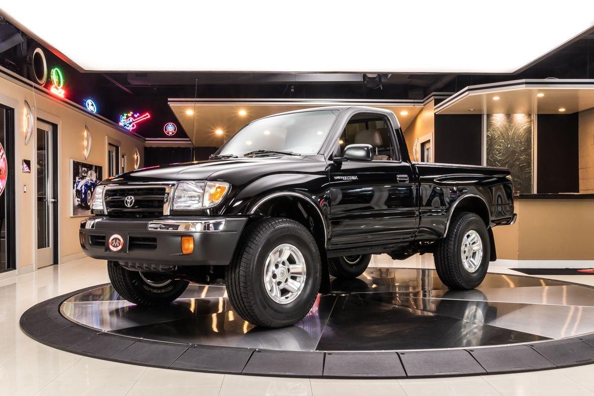 1998 toyota tacoma 4x4 pickup
