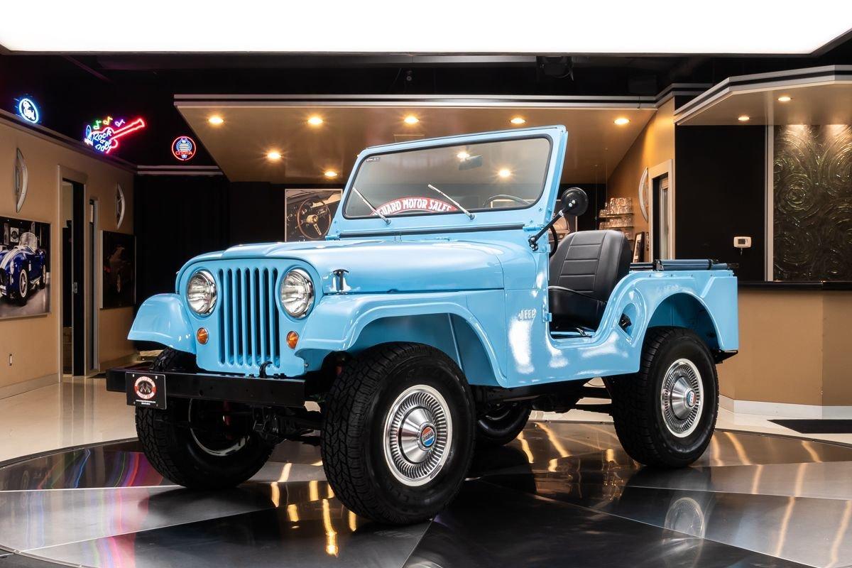 1960 jeep cj 5