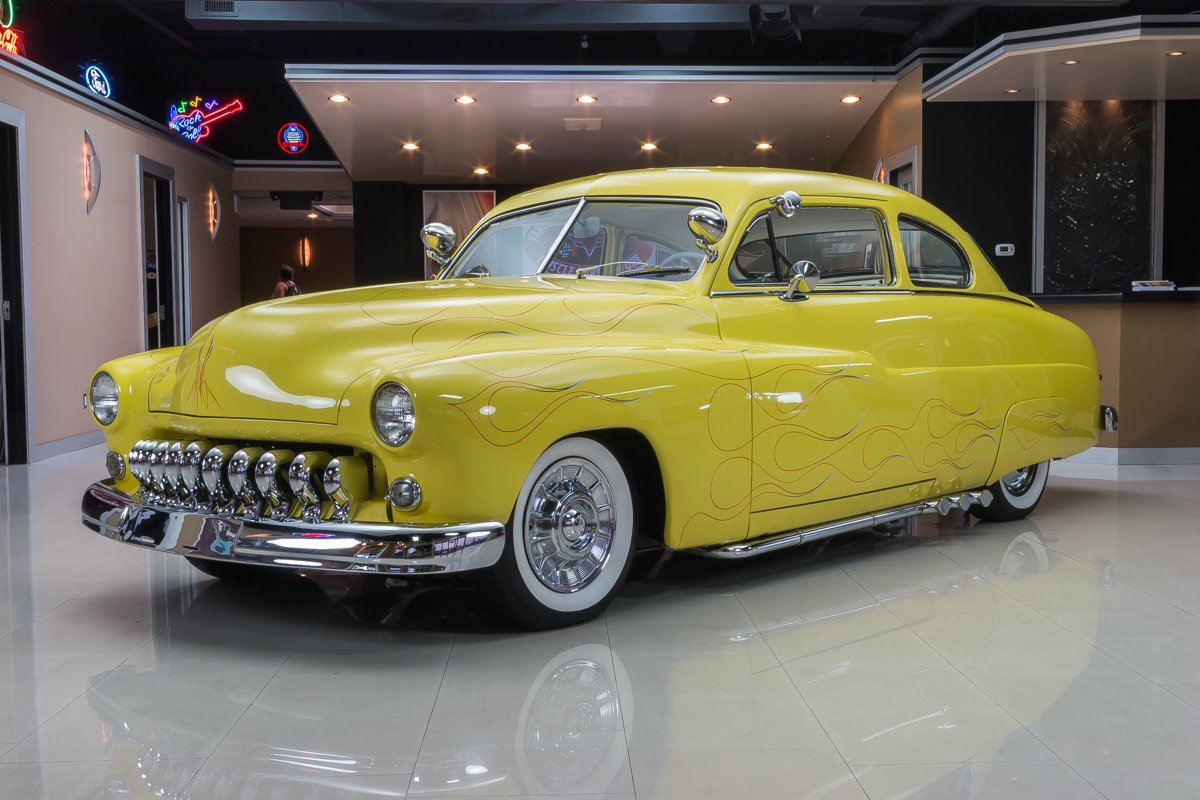 1949 mercury monarch led sled