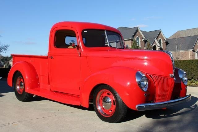 For Sale 1941 Ford Truck