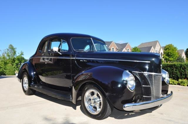 1940 ford deluxe opera watch video