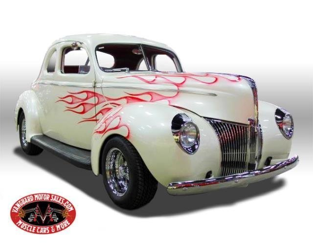 For Sale 1940 Ford Street Rod