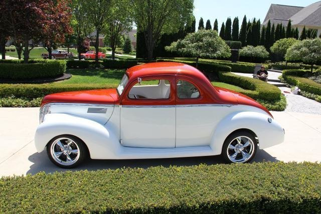 1939 ford street rod watch video
