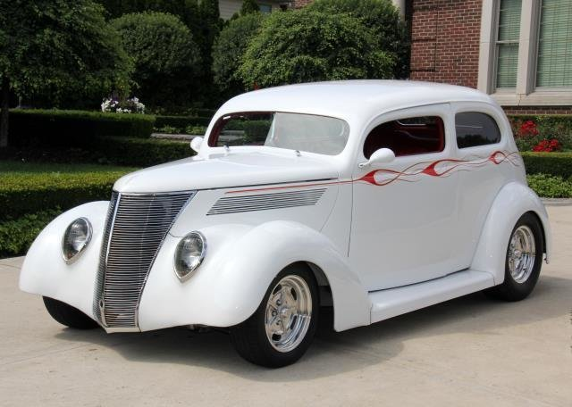 1937 ford street rod watch video