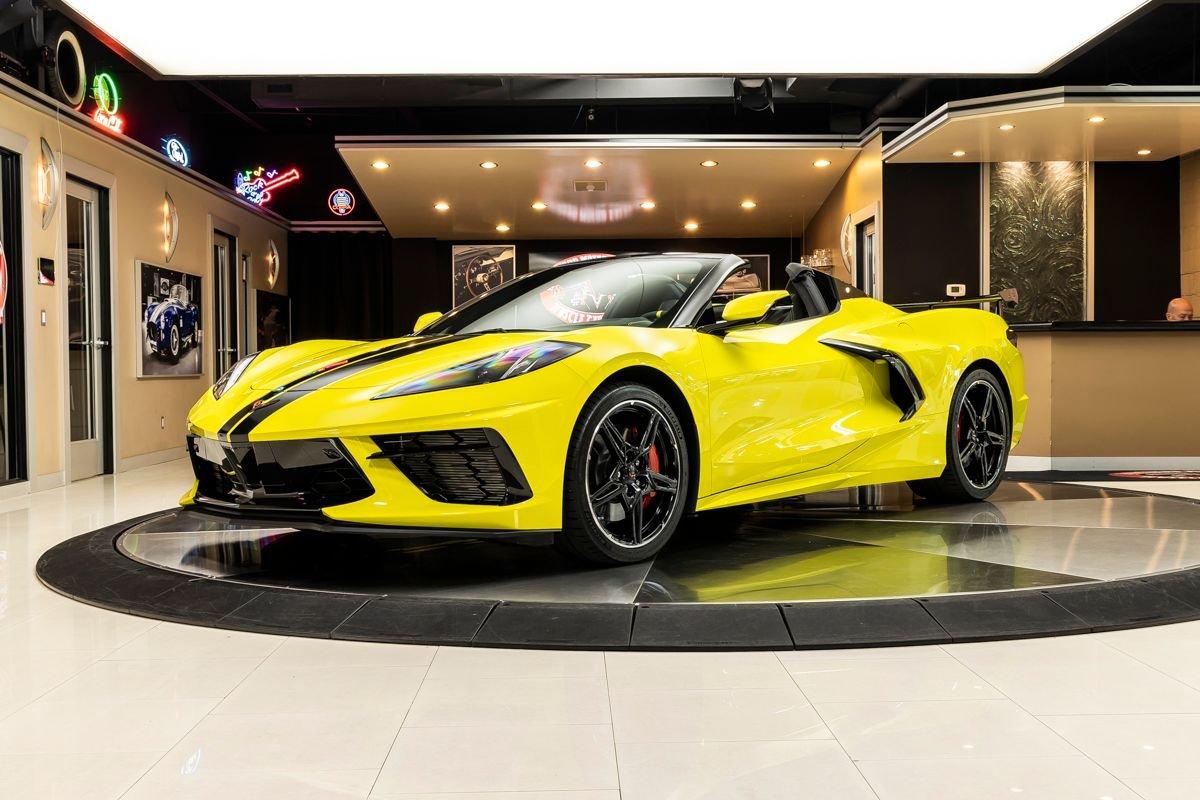 2021 chevrolet corvette stingray 3lt convertible